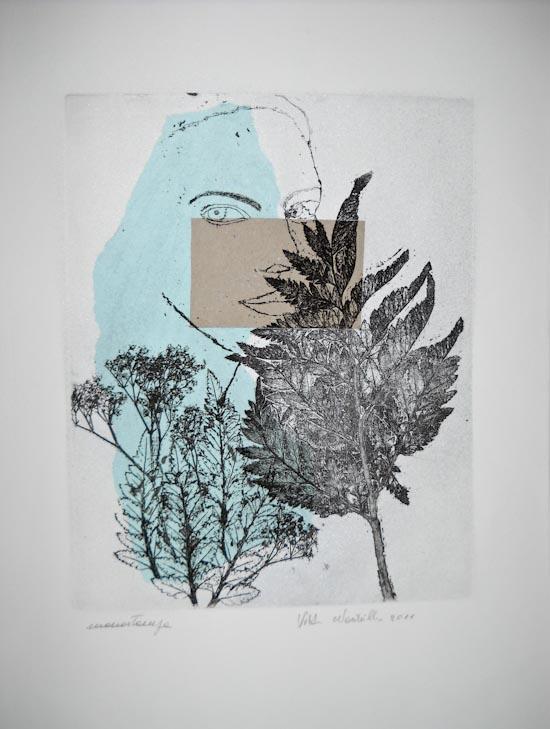 Vanda - ceramolle acquaforte - 2011