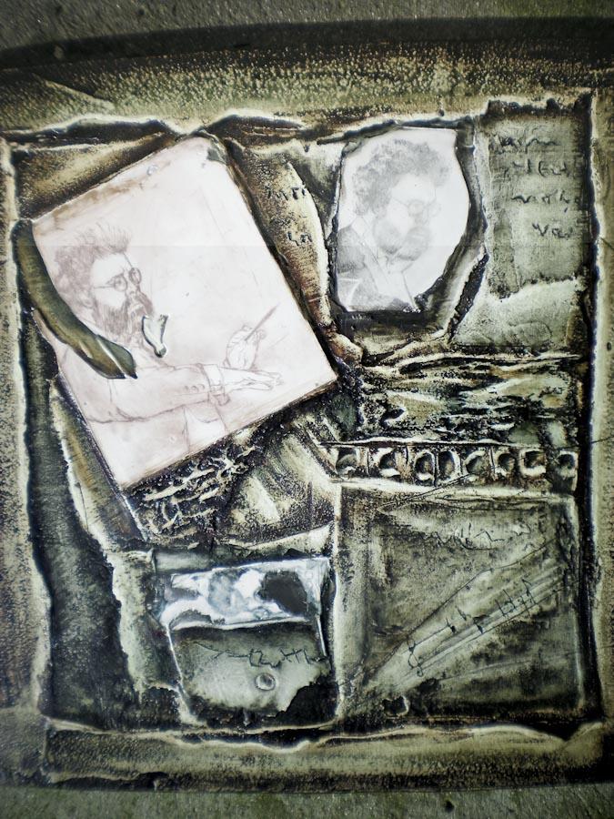 opera di Aldo Burattoni