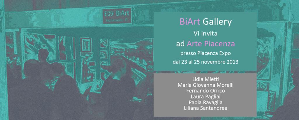 Invito Biart Piacenza