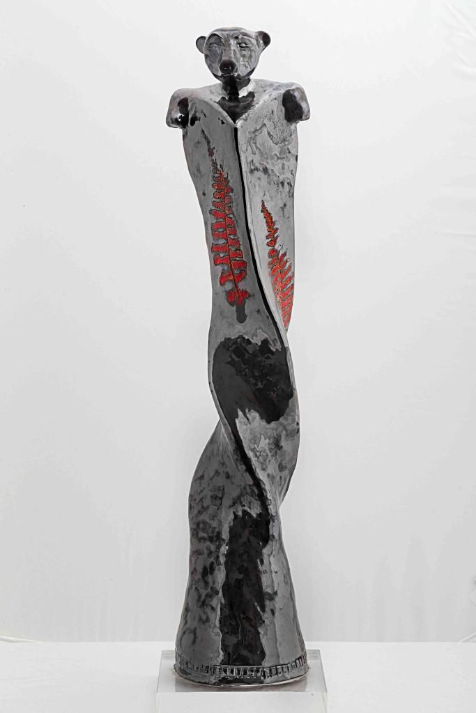 La forza di solingo | Lupez | Ceramica, 62x16