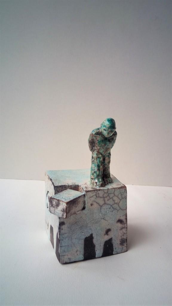 Sogno | Laura Pagliai | Ceramica | 6x6x15cm