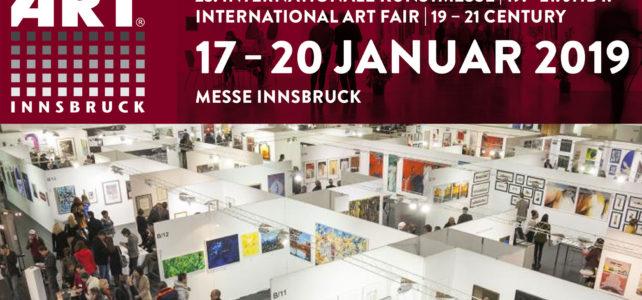 ART INNSBRUCK | 2019 | COMING SOON
