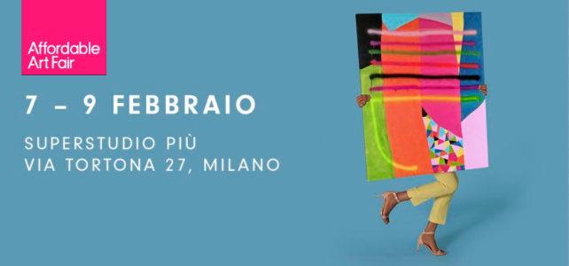 MILANO AFFORDABLE ART FAIR | 2020